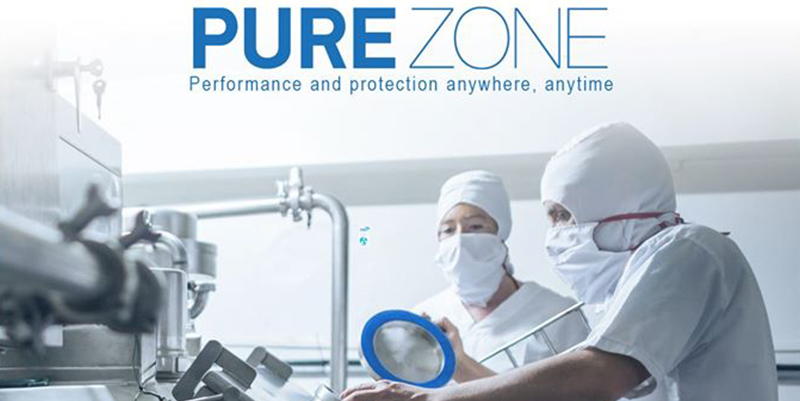 Antimicrobial film-purezone by leadright